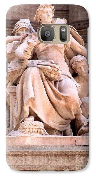 U S Custom House 4 Galaxy S7 Case
