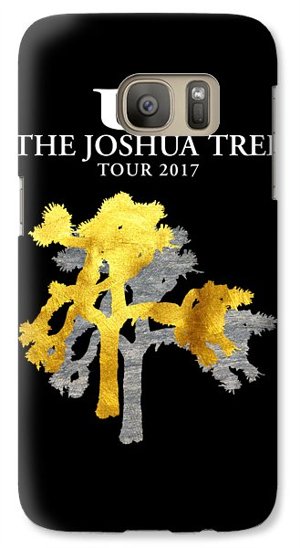 U2 Galaxy S7 Case - U2 Joshua Tree by Raisya Irawan