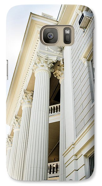Galaxy Case featuring the photograph Uga Beauty by Parker Cunningham