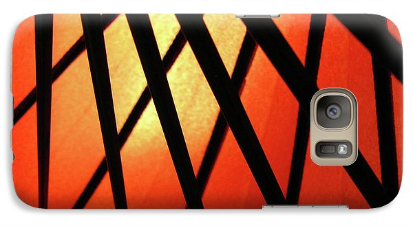 Galaxy Case featuring the photograph Umbrella 1 by CML Brown