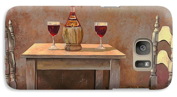 Cocktails Galaxy S7 Case - un fiasco di Chianti by Guido Borelli