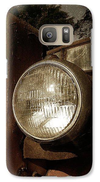 Truck Galaxy S7 Case - Unbreakable by Jerry LoFaro
