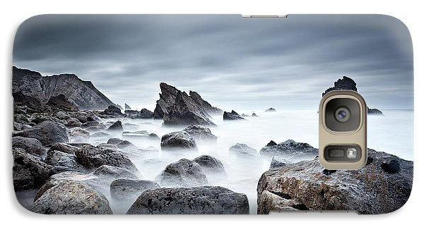 Galaxy Case featuring the photograph Unbreakable by Jorge Maia