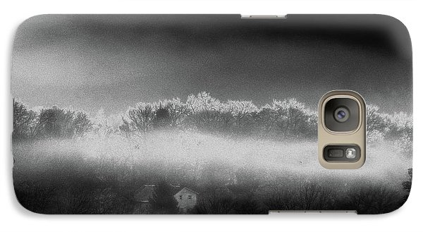 Galaxy Case featuring the photograph Under A Cloud by Steven Huszar