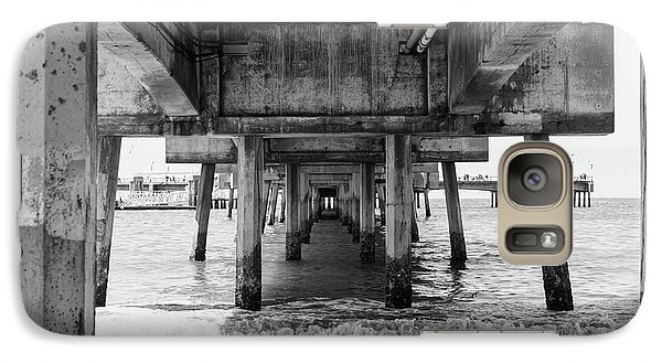 Under Belmont Veterans Memorial Pier Galaxy S7 Case