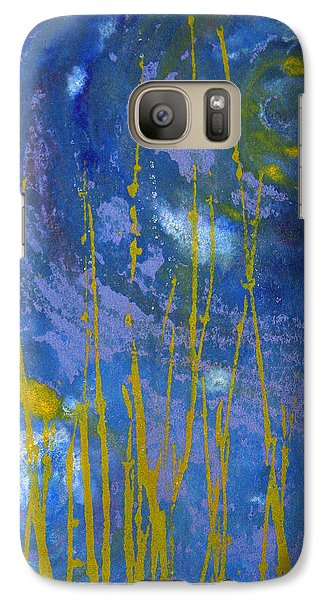 Galaxy Case featuring the photograph Under The Ocean by Rachel Hames