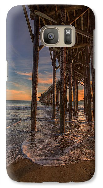 Under The Pier Galaxy S7 Case
