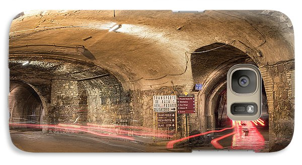 Underground Tunnels In Guanajuato, Mexico Galaxy S7 Case