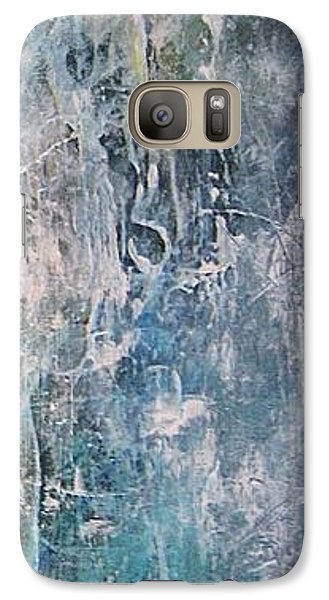 Galaxy Case featuring the painting Underwater by Diana Bursztein