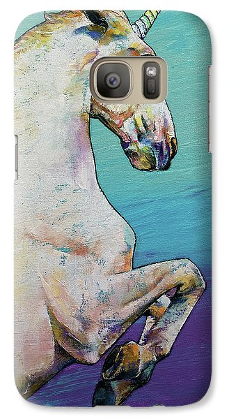 Unicorn Galaxy S7 Case