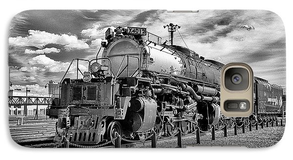 Galaxy Case featuring the photograph Union Pacific 4-8-8-4 Big Boy by Paul W Faust - Impressions of Light