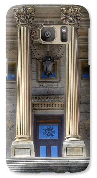 United States Capitol - House Of Representatives  Galaxy S7 Case