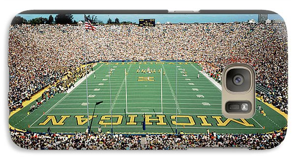 University Of Michigan Stadium, Ann Galaxy S7 Case