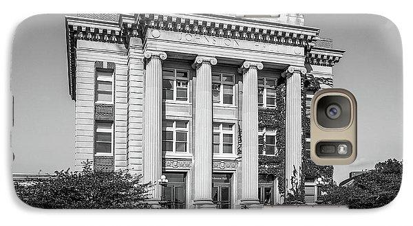 University Of Minnesota Johnston Hall Galaxy Case by University Icons