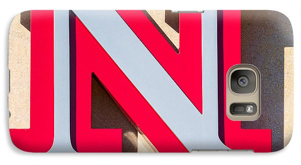 UNL Galaxy S7 Case by Jerry Fornarotto