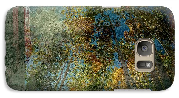 Galaxy Case featuring the photograph Unmanned by Mark Ross