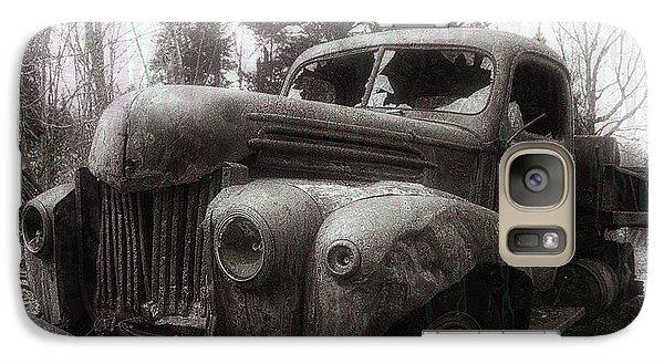 Truck Galaxy S7 Case - Unquiet Slumbers For The Sleeper by Jerry LoFaro