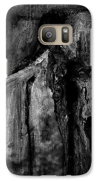 Galaxy Case featuring the digital art Untitled 06june2015 by Jim Vance