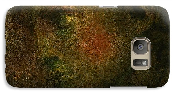 Galaxy Case featuring the digital art Untitled 18june2015 by Jim Vance