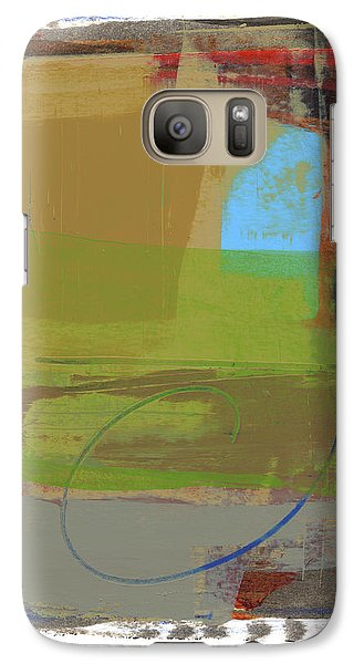 Galaxy Case featuring the painting Rcnpaintings.com by Chris N Rohrbach
