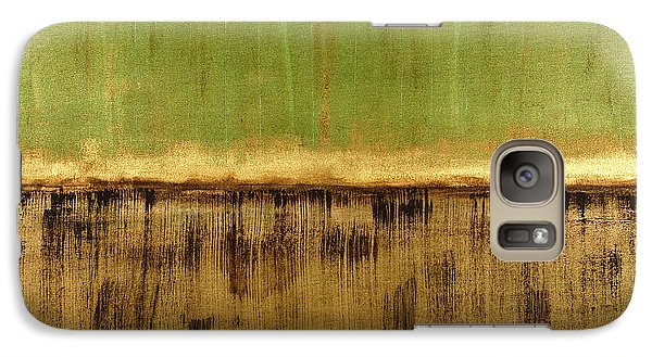 Abstract Galaxy S7 Case - Untitled No. 12 by Julie Niemela