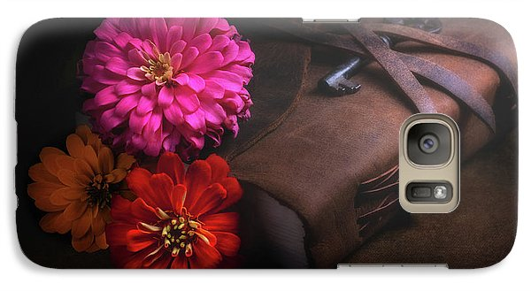 Daisy Galaxy S7 Case - Untold Secrets by Tom Mc Nemar