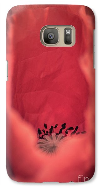 Galaxy Case featuring the photograph Untouched by Hannes Cmarits