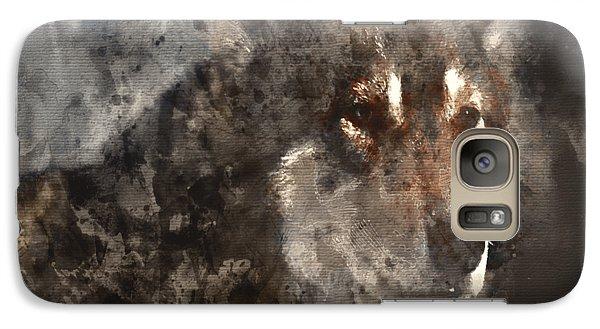 Galaxy Case featuring the digital art Unwavering Loyalty by Elaine Ossipov
