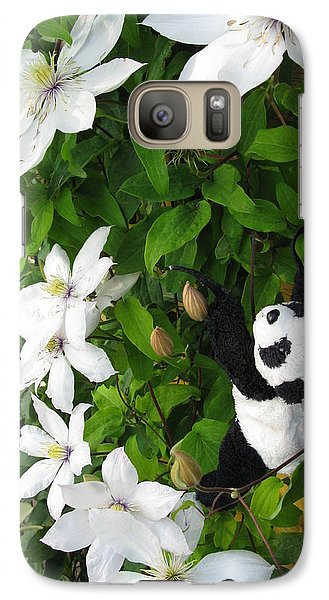 Galaxy Case featuring the photograph Up And Up And Up by Ausra Huntington nee Paulauskaite