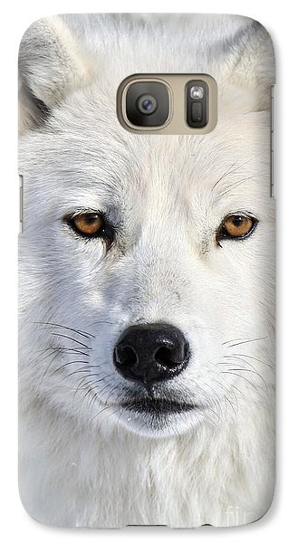 Galaxy Case featuring the photograph Up Close And Personal by Heather King