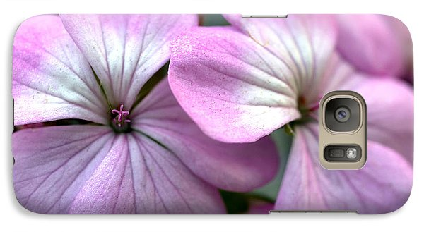 Galaxy Case featuring the photograph Up Close And Personal by Wanda Brandon