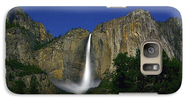 Upper Yosemite Falls Under The Stairs Galaxy S7 Case