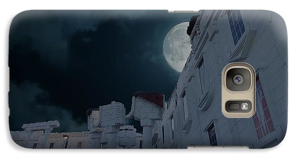 Upside Down White House At Night Galaxy S7 Case