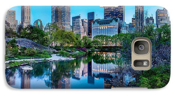 Urban Oasis Galaxy S7 Case