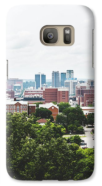 Galaxy Case featuring the photograph Urban Scenes In Birmingham  by Shelby Young