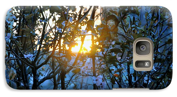 Galaxy Case featuring the photograph Urban Sunset by Sarah McKoy