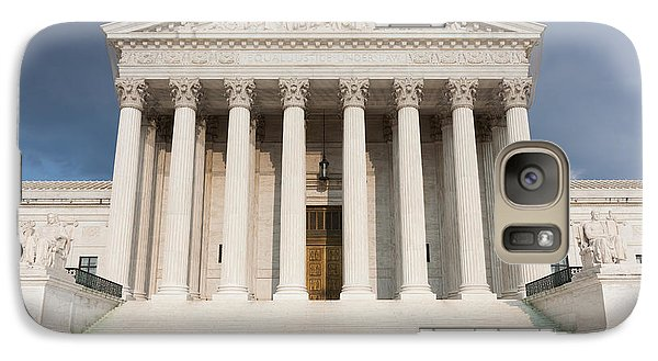 Us Supreme Court Building V Galaxy S7 Case