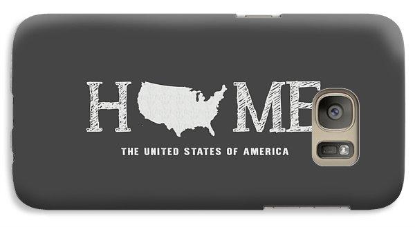 Usa Home Galaxy Case by Nancy Ingersoll