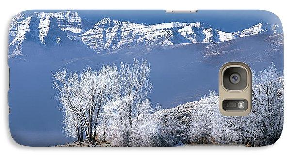 Usa, Utah, Deer Creek State Park Galaxy Case by Panoramic Images