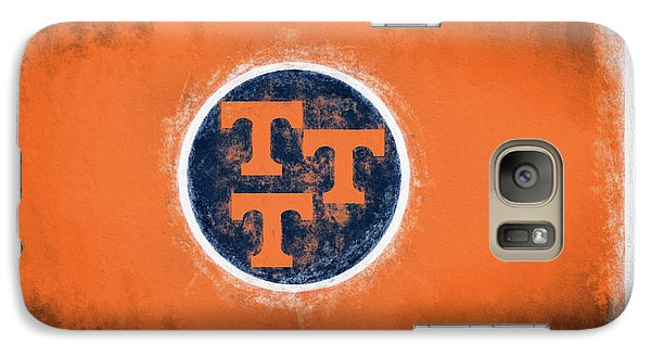 Galaxy S7 Case featuring the digital art Ut Tennessee Flag by JC Findley