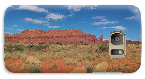 Galaxy Case featuring the photograph Utah Canyons by Heidi Hermes