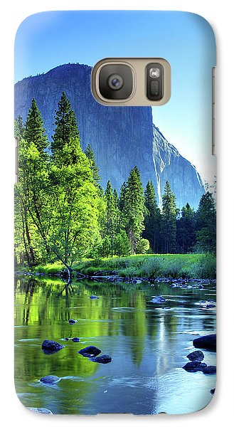 Valley View Morning Galaxy S7 Case