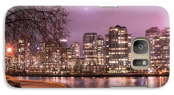 Galaxy Case featuring the photograph Vancouver, Canada by Juli Scalzi