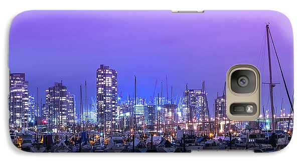 Galaxy Case featuring the photograph Vancouver by Juli Scalzi