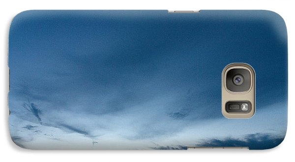 Galaxy Case featuring the photograph Variations Of Sunsets At Gulf Of Bothnia 4 by Jouko Lehto