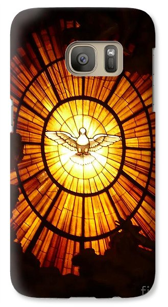 Vatican Window Galaxy Case by Carol Groenen