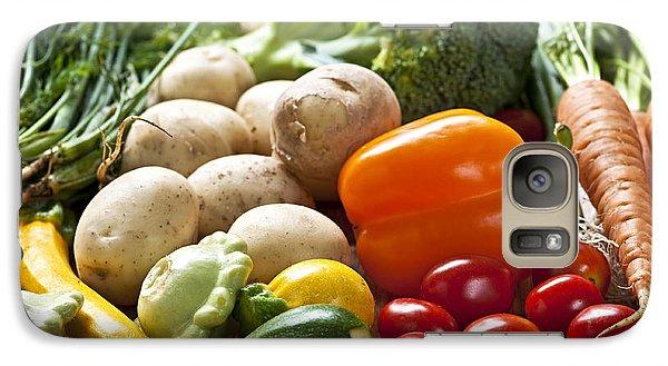 Vegetables Galaxy Case by Elena Elisseeva