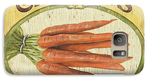 Veggie Seed Pack 4 Galaxy S7 Case by Debbie DeWitt