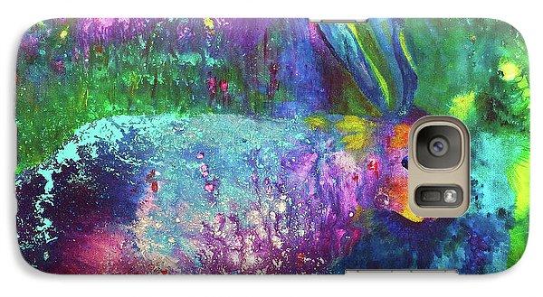 Velveteen Rabbit Galaxy S7 Case