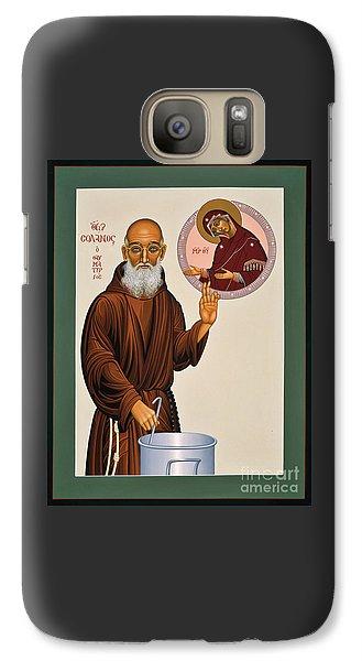 Venerable Fr. Solanus Casey The Healer 038 Galaxy S7 Case